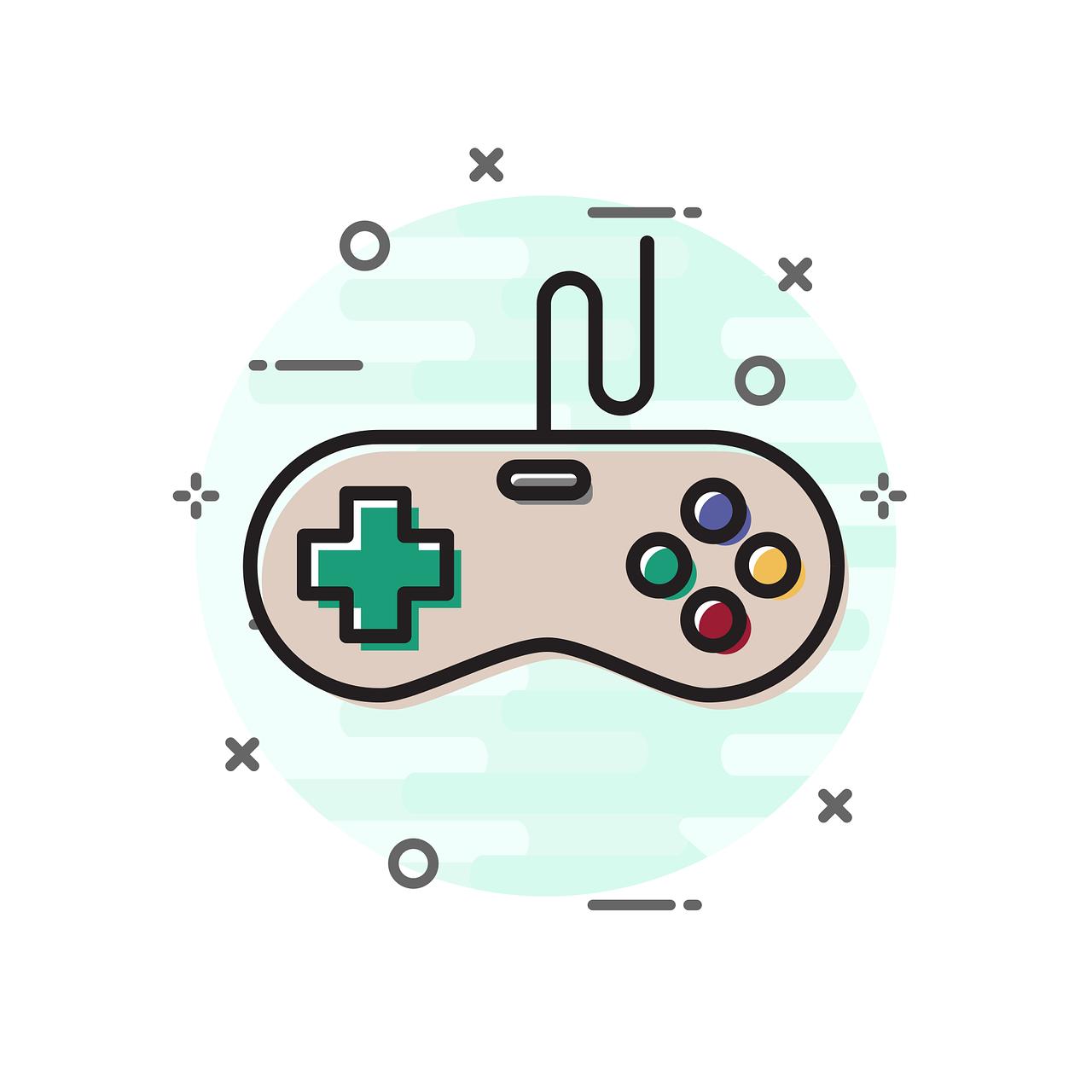 Pythonでジョイスティック(ゲームパッド)を制御する